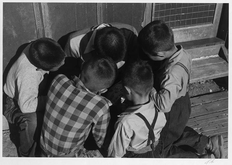 ansel adams life on japanese internment camps wwii manzanar 33 Ansel Adams Captures Life on a Japanese Internment Camp