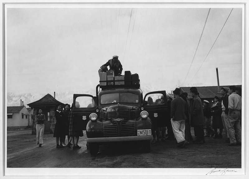 ansel adams life on japanese internment camps wwii manzanar 36 Ansel Adams Captures Life on a Japanese Internment Camp