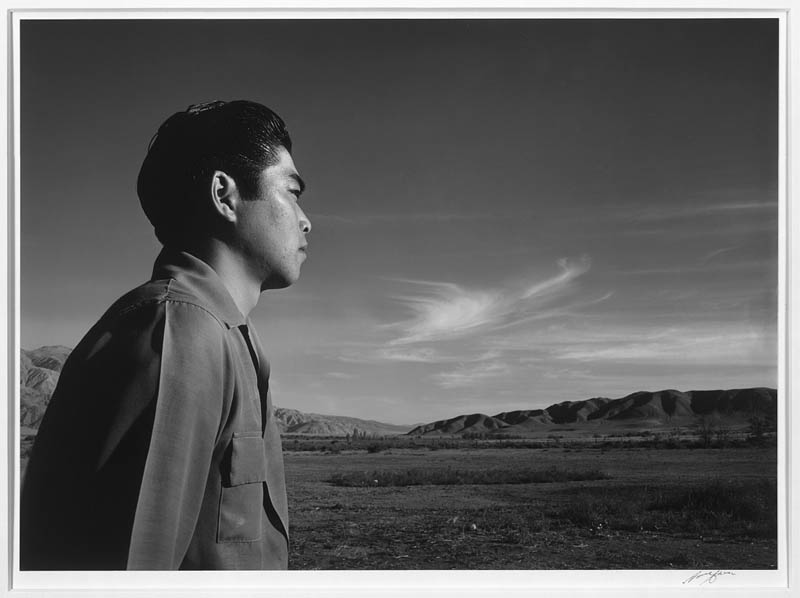 ansel adams life on japanese internment camps wwii manzanar 4 Ansel Adams Captures Life on a Japanese Internment Camp