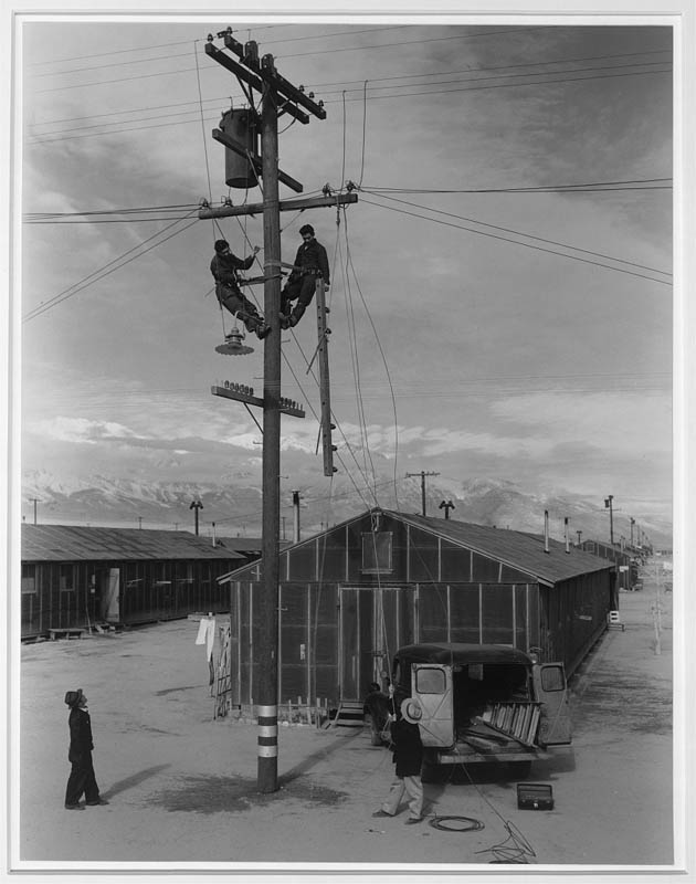 ansel adams life on japanese internment camps wwii manzanar 5 Ansel Adams Captures Life on a Japanese Internment Camp