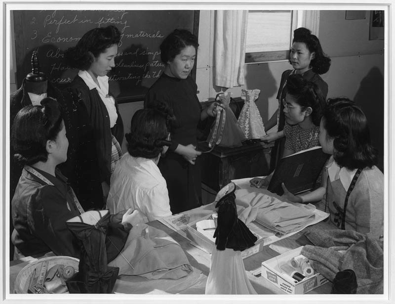 ansel adams life on japanese internment camps wwii manzanar 6 Ansel Adams Captures Life on a Japanese Internment Camp