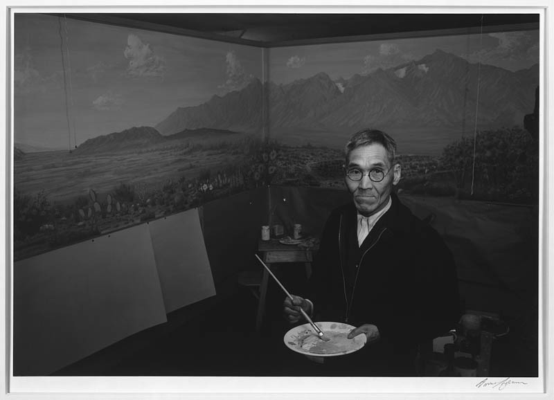 ansel adams life on japanese internment camps wwii manzanar 7 Ansel Adams Captures Life on a Japanese Internment Camp