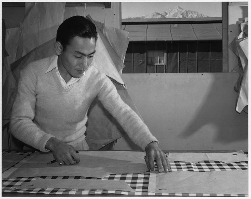 ansel adams life on japanese internment camps wwii manzanar 9 Ansel Adams Captures Life on a Japanese Internment Camp