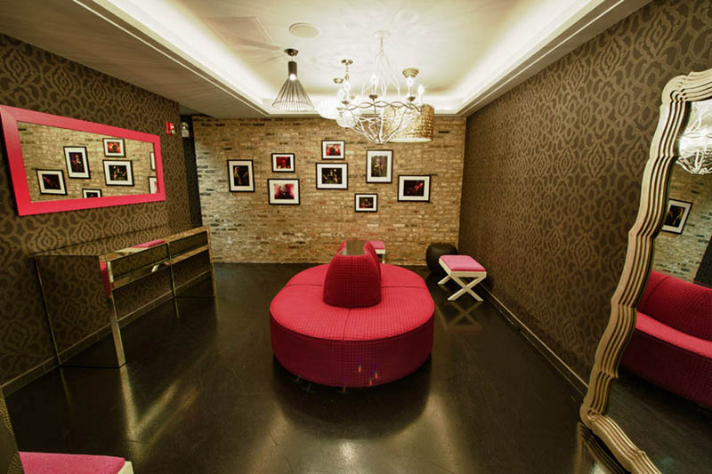 chicago supper club restaurant reclaims bank with vault the bedford 11 Chicago Supper Club Reclaims 1920s Bank with VIP Vault Room