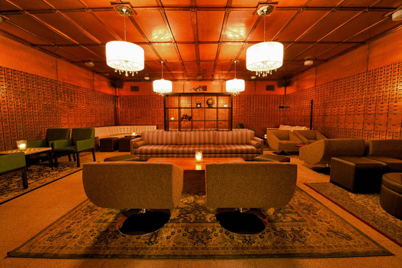 chicago supper club restaurant reclaims bank with vault the bedford 4 Chicago Supper Club Reclaims 1920s Bank with VIP Vault Room