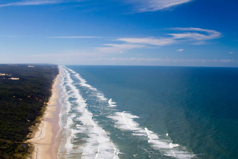 Endless Beach Australia  Mile Beach Picture Of The Day Ninety Mile Beach Victoria