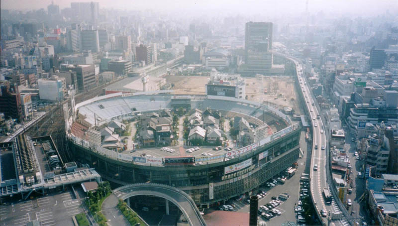 Picture Of The Day Osaka Stadium Redux TwistedSifter