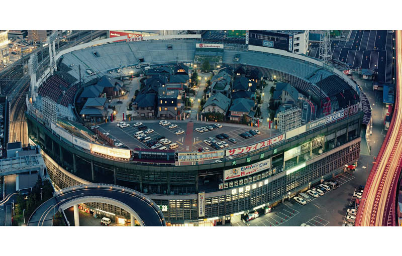 Picture Of The Day Osaka Stadium Redux 171 Twistedsifter