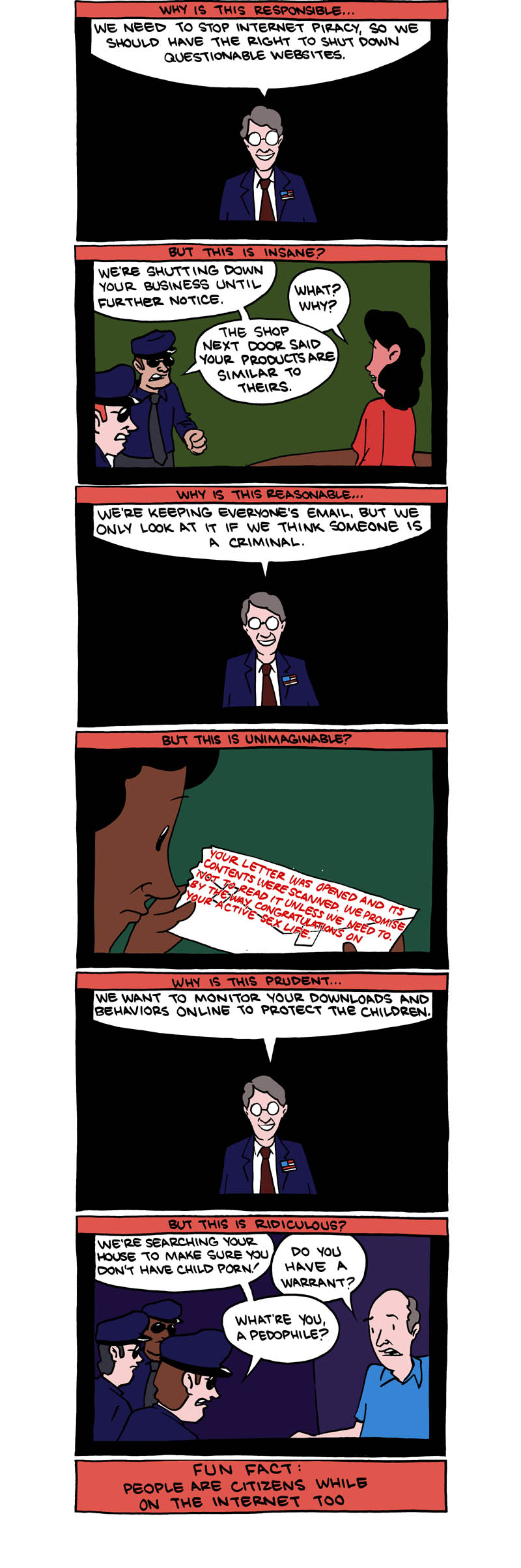 people are citizens on the internet too comic strip smbc Citizens on the Internet [Comic Strip]