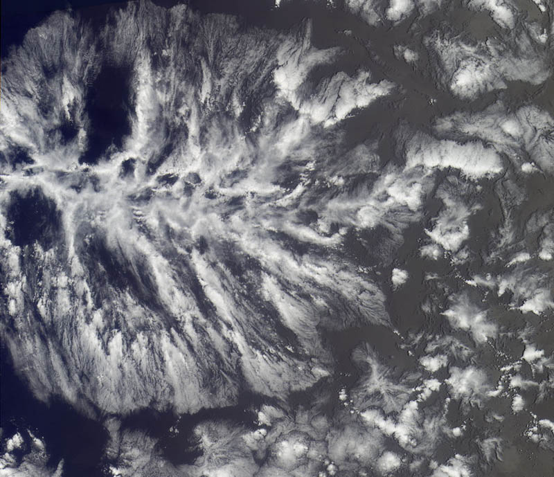 actinoform cloud 15 Incredible Cloud Formations