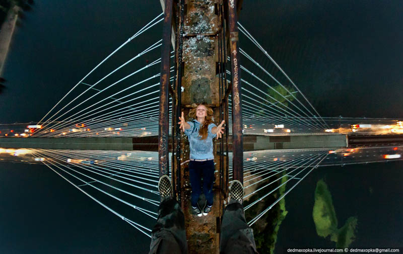 25 Death-Defying Photos by Vadim Makhorov