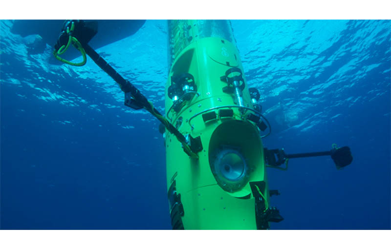 Everything You Need to Know About James Cameron and the Deep Sea Challenge