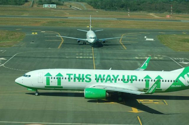Funny Airplane Paint Jobs