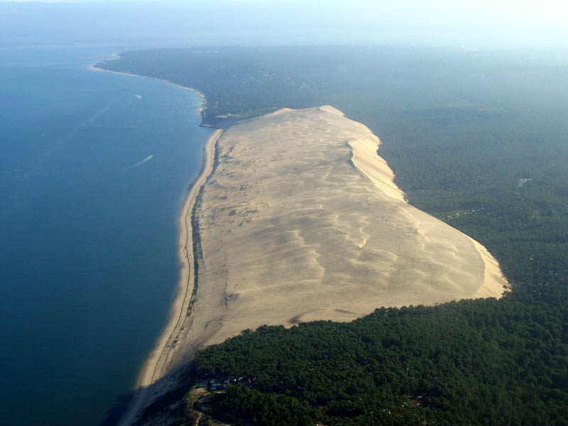 The Tallest Sand Dune in Europe