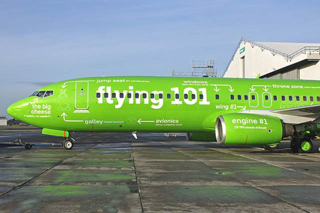 kulula flying 101 plane decals funny design 5 This Airline has the Best Fleet of Planes Ever!