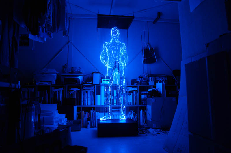 light sculptures by makoto tojiki 15 Brilliant Light Sculptures by Makoto Tojiki