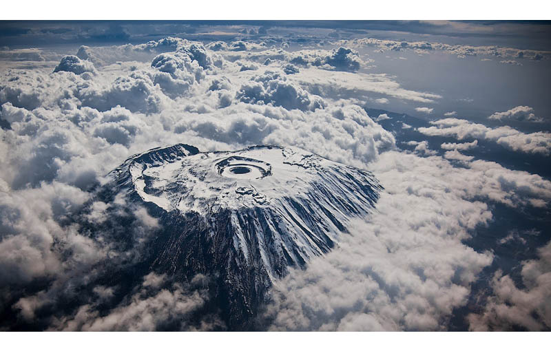 The Highest Point on EveryContinent