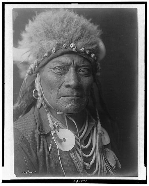 native american portraits by edward s curtis early 1900s 15 Portraits of Native Americans from the Early 1900s