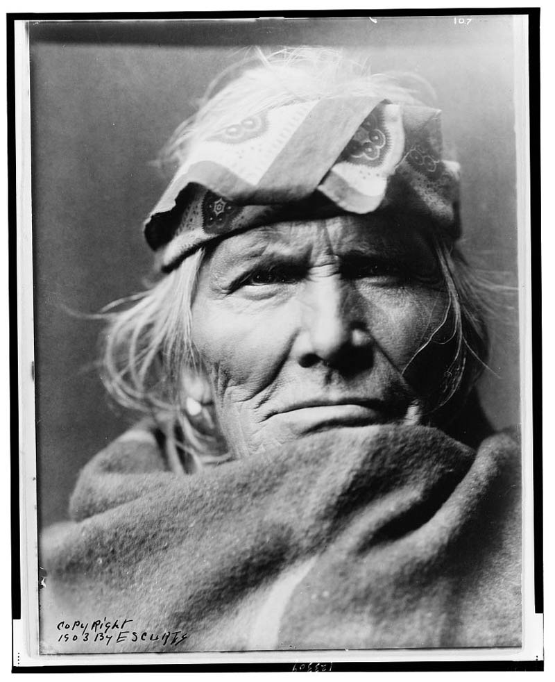 native american portraits by edward s curtis early 1900s 2 Portraits of Native Americans from the Early 1900s