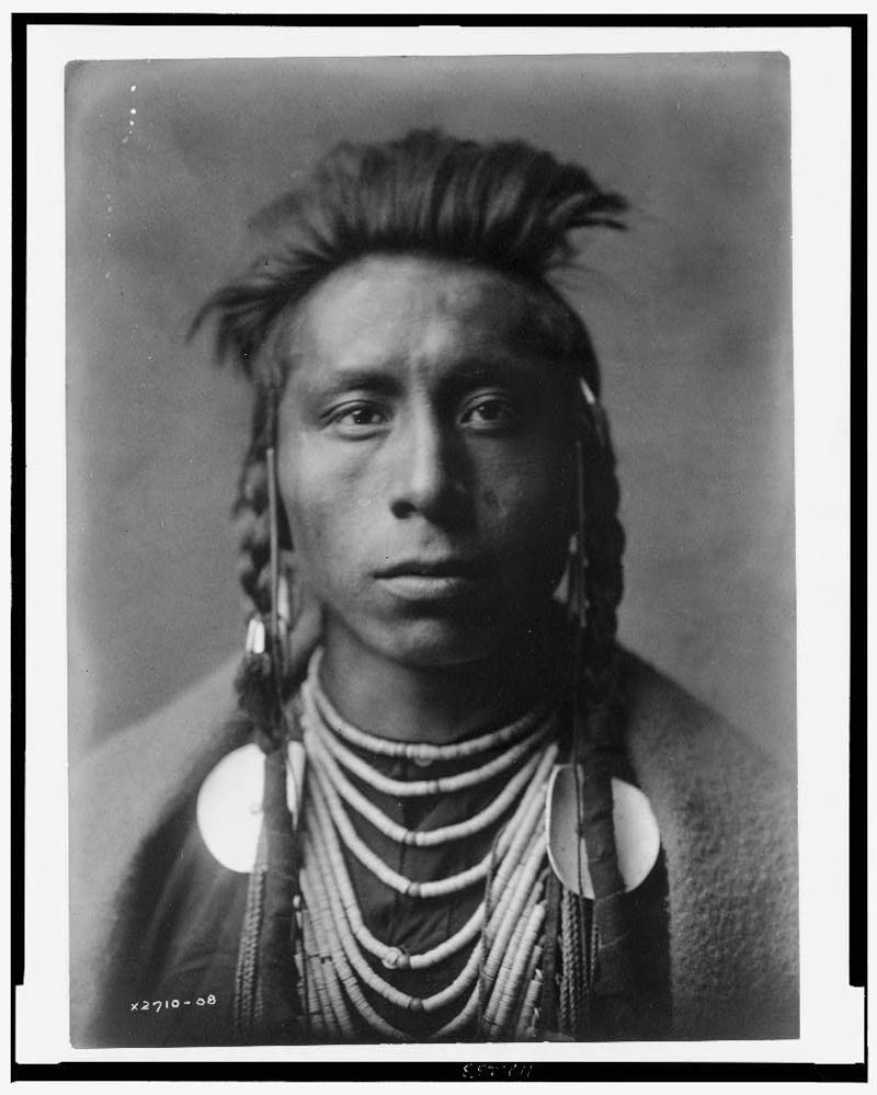 Portraits of Native Americans from the Early 1900s «TwistedSifter
