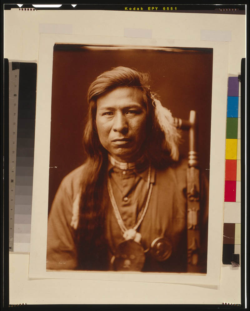 native american portraits by edward s curtis early 1900s 7 Portraits of Native Americans from the Early 1900s