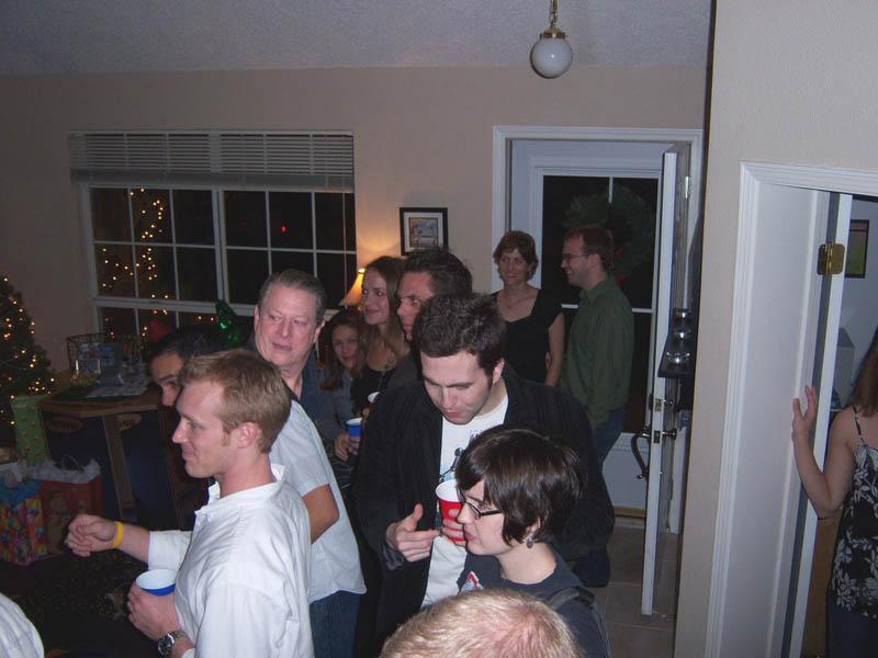 Amateur Wife Swap Party