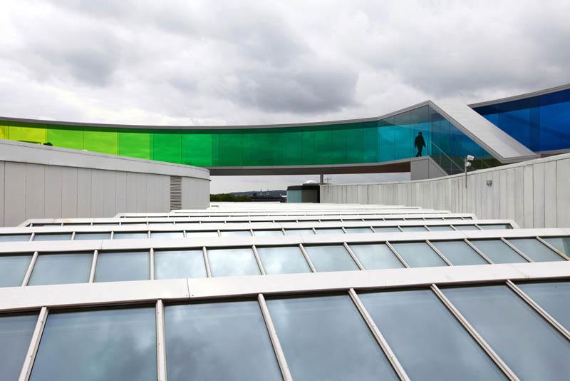 rainbow walkway panorama denmark 7 The Rainbow Walkway Panorama in Denmark