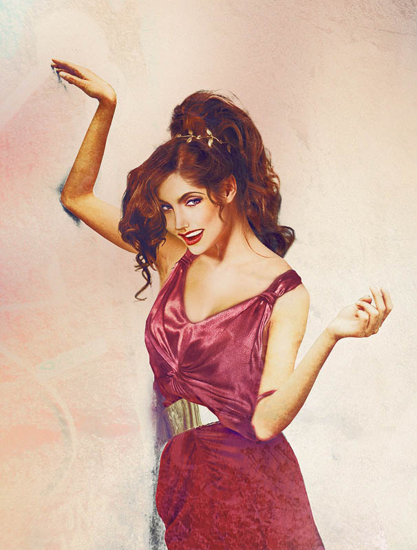 real life disney character megara hercules What Female Disney Characters Might Look Like in Real Life