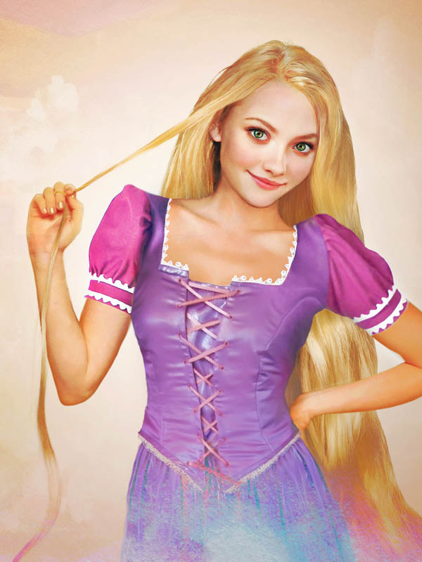 Image result for disney princess real life rapunzel