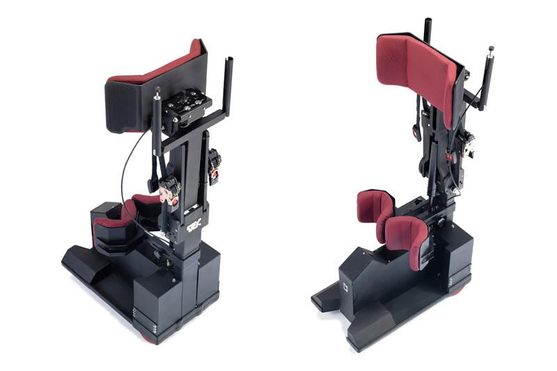 reinventing wheelchair upright tek robotic mobilization device 10 Reimagining the Wheelchair