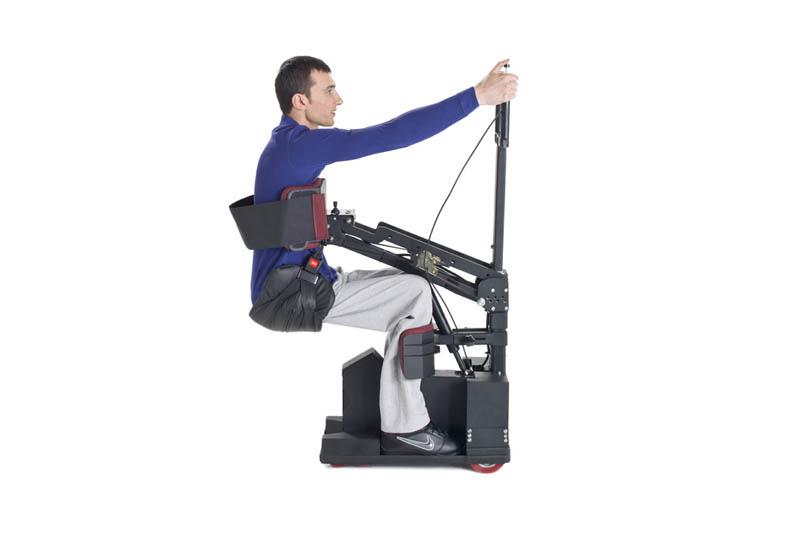 reinventing wheelchair upright tek robotic mobilization device 8 Reimagining the Wheelchair