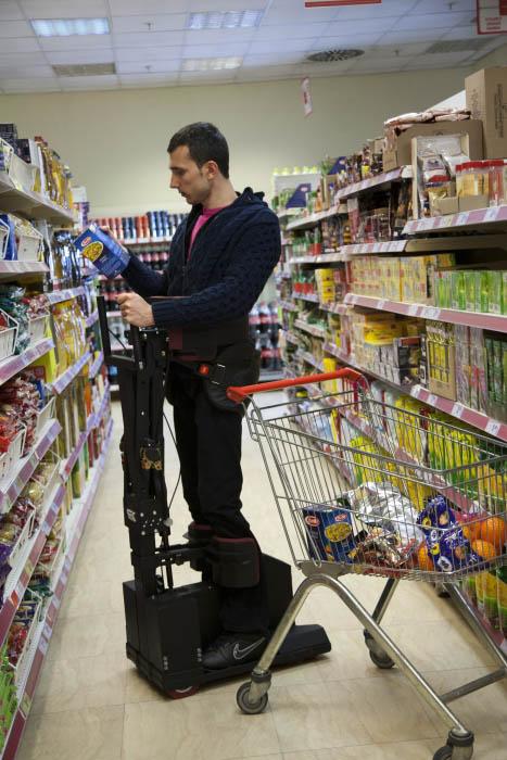 reinventing wheelchair upright tek robotic mobilization device 9 Reimagining the Wheelchair