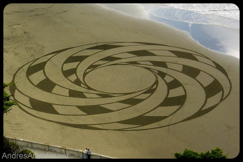sand beach art andres amador 17 The Incredible Beach Art of Andres Amador