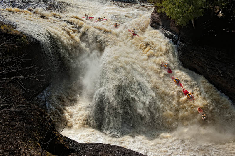 whitewater kayaking red bull 10 The Top 30 Whitewater Kayaking Photos by Red Bull