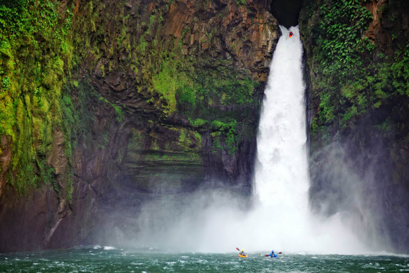 The Top 30 Whitewater Kayaking Photos by RedBull