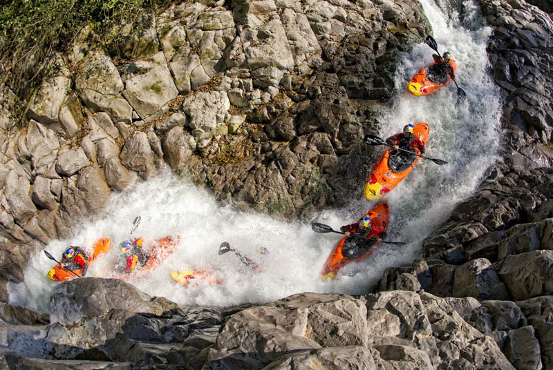 Whitewater Kayaking Red Bull 30 The Top Photos By