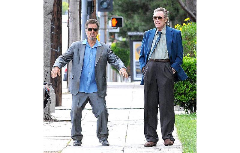 al pacino christopher walken old guys duo funny The Shirk Report   Volume 157