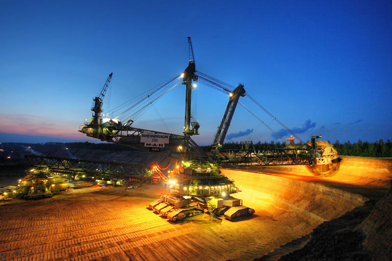 bagger 288 largest land vehicle in the world 10 The Largest Land Vehicle in the World