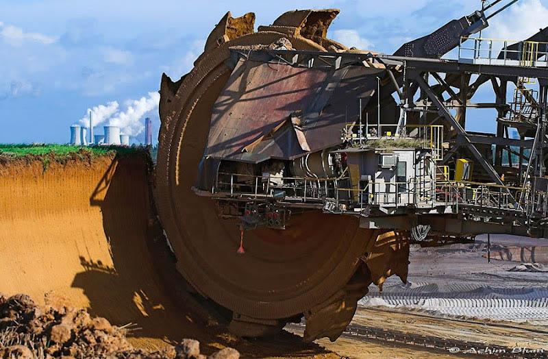 bagger 288 largest land vehicle in the world 11 The Largest Land Vehicle in the World