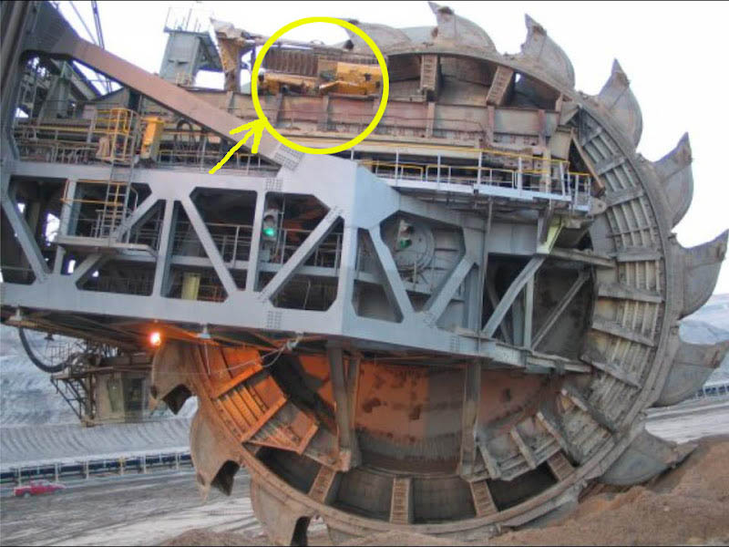 largest machine in the world