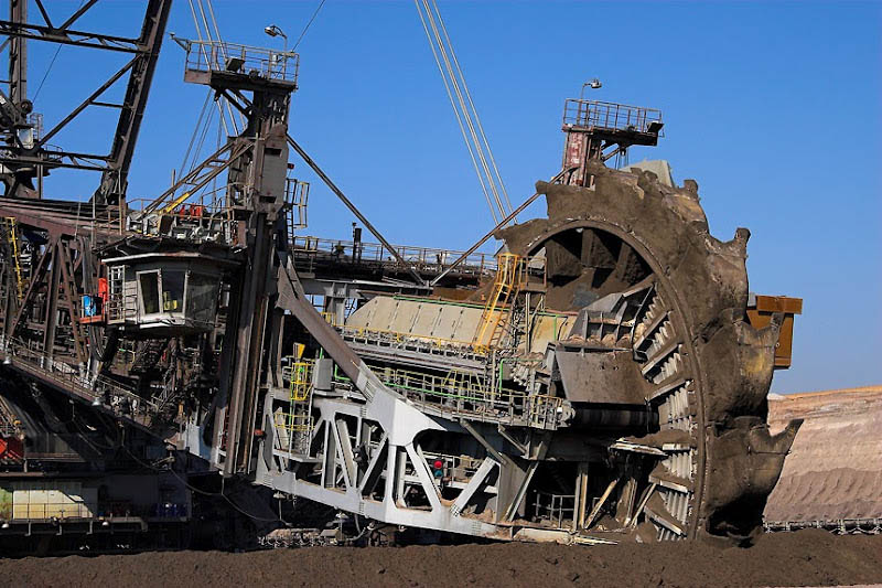 bagger 288 largest land vehicle in the world 5 The Largest Land Vehicle in the World