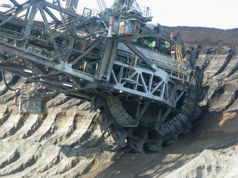 bagger 288 largest land vehicle in the world 6 The Largest Land Vehicle in the World