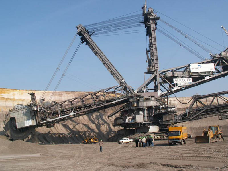 bagger 288 largest land vehicle in the world 7 The Largest Land Vehicle in the World