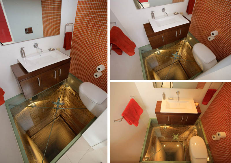 This Bathroom Will Scare The Crap Out Of You «TwistedSifter