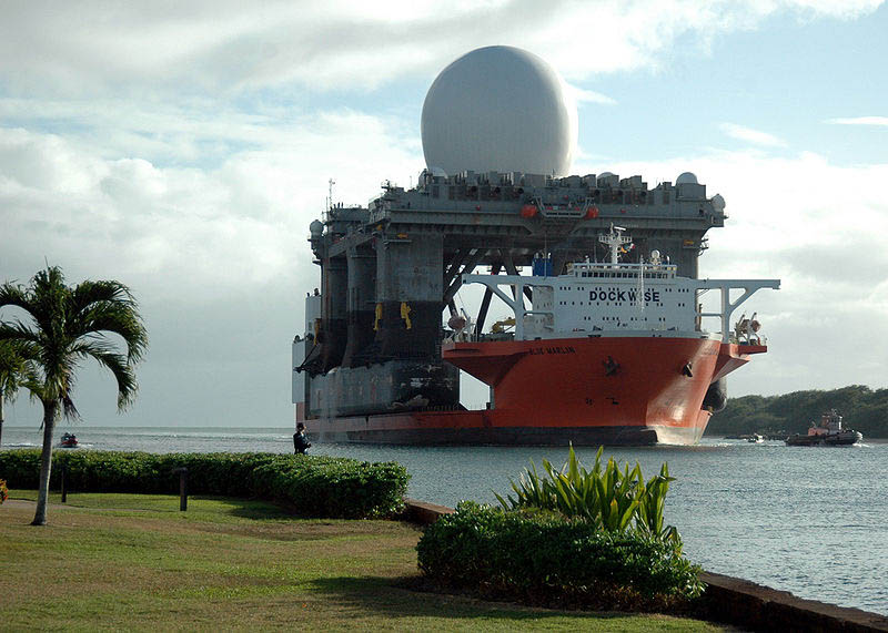 blue marlin heavy lift ship transports rigs and other ships 1 The Largest Airplane Ever Built