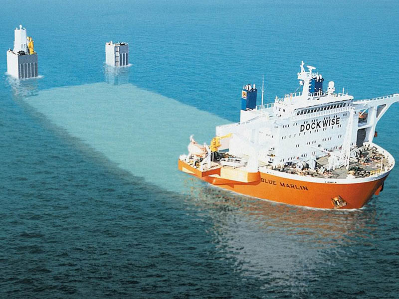 Blue Marlin: The Giant Ship That Ships Other Ships «TwistedSifter