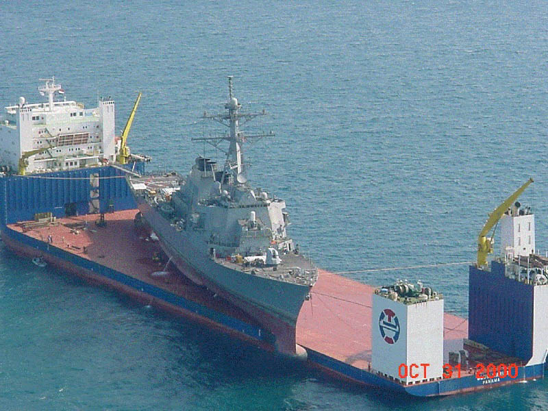 blue marlin heavy lift ship transports rigs and other ships 7 Blue Marlin: The Giant Ship That Ships Other Ships
