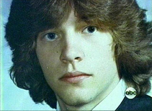 bon jovi in high school picture younger childhood 40 Music Stars Before They Were Famous