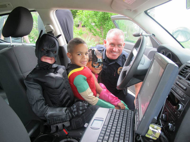 boy with leukemia batman for day arlington texas 10 Boy With Leukemia Becomes Batman for a Day