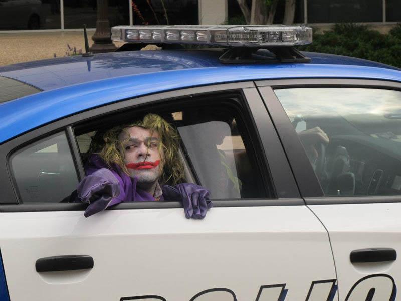 boy with leukemia batman for day arlington texas 20 Boy With Leukemia Becomes Batman for a Day